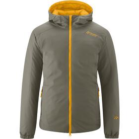 Maier Sports Allan Reversible Jacket Men, dusty olive